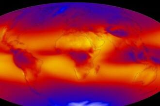 Efectele încălzirii globale. Continentul care se încălzeşte mai mult decât restul lumii