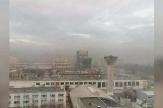 Ce ar fi provocat poluarea uriașă din Capitală. Peste 100 de controale ale Gărzii de Mediu