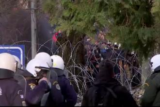 România, pe ruta refugiaților care forțează intrarea în Uniunea Europeană