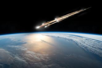 O proteină de origine extraterestră a fost descoperită într-un meteorit