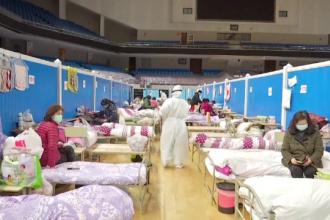 China își revine după coronavirus, dar numărul deceselor a crescut în mai multe țări