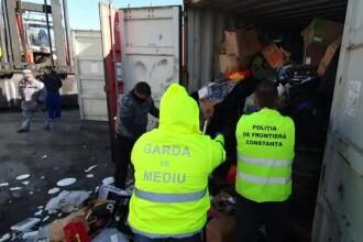 Poluarea din București. Autoritățile au descoperit o rețea de traficanți de gunoi