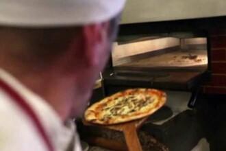 VIDEO. ''Pizza corona