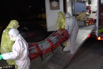 Autoritățile caută persoanele ce au intrat în contact cu un pacient infectat cu COVID-19. Zece persoane, identificate
