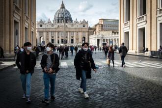 Coronavirusul face tot mai multe victime în Italia. 79 de morți și 2.500 de îmbolnăviri