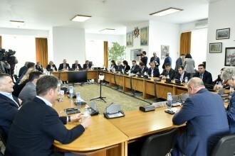 Cabinetul Cîțu, a doua zi de audieri. Miniștrii propuși: 4 avize negative și 2 favorabile