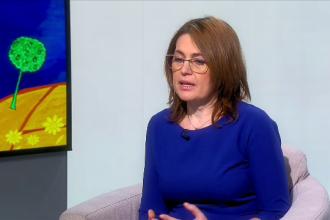 """""""Doctor de bine"""". Dr. Gabriela Bar, despre gripă și coronavirus la copii: """"Strănutatul în cot a fost bine învățat de copii"""""""