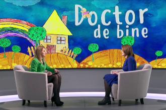 """""""Doctor de bine"""", despre diferența dintre răceală și gripă: """"În gripă, copilul zace"""""""