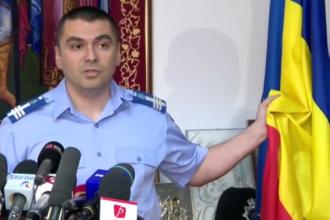 Colonelul Sebastian Cucoș, cel care a coordonat intervenția în forță a Jandarmeriei din 10 august, a fost trecut în rezervă