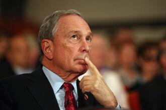 Bloomberg s-a retras din cursa pentru Casa Albă. Suma colosală cheltuită de el în campanie
