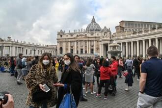 Italia, la pământ din cauza epidemiei de coronavirus. Bilanțul morților a ajuns la 107