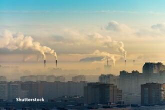 Raport despre poluarea excesivă de weekendul trecut: