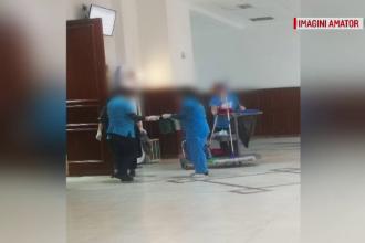 Alertă la Tribunalul București. Un bărbat audiat a spus că este suspect de coronavirus