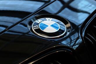 BMW va începe să producă măşti faciale
