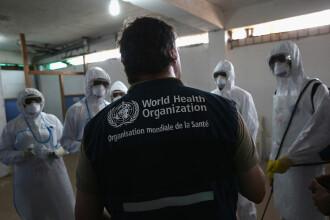 Echipa OMS din China vizitează centrul regional de control al bolilor din Wuhan