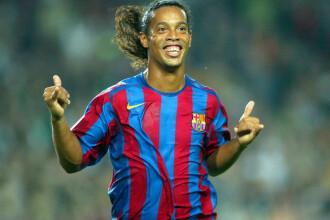 Ce pedeapsă va primi Ronaldinho după ce a fost prins în Paraguay cu un pașaport fals