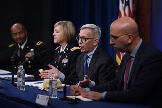Armata americană se teme de valul doi de coronavirus, din iarna care vine. Românii știau deja de el