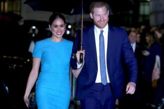 Sumele fabuloase pe care le încasează Meghan Markle și Prințul Harry pentru un discurs