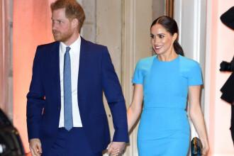 Harry şi Meghan au publicat un ultim mesaj înainte de retragerea lor din casa regală