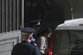 Sorina Pintea a fost eliberată din arest. Avocatul ei spune că va fi internată în spital