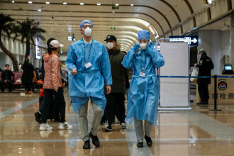 Un purtător de cuvânt al guvernului chinez sugerează că virusul din Wuhan ar fi putut fi adus de armata SUA