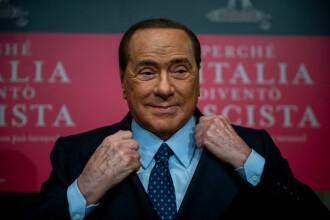 Silvio Berlusconi are o nouă iubită, cu 53 de ani mai tânără decât el. Cum arată Marta Fascina