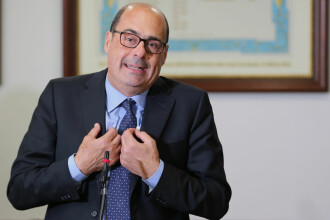 Șeful Partidului Democrat din Italia, depistat cu coronavirus. Mesajul transmis de acesta