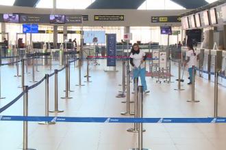 Avioanele decolează mai mult goale din România spre Europa, din cauza coronavirusului