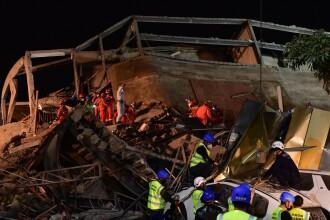 Șapte persoane au murit în urma prăbuşirii hotelului din China