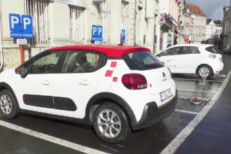 Ce s-a întâmplat într-un oraș din Belgia după ce primăria a restricționat accesul mașinilor