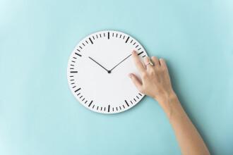 Pentru cât timp vom mai schimba ora de două ori pe an. Când intră în vigoare decizia Comisiei Europene
