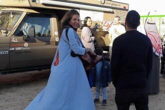 """Ieșeancă plecată în jurul lumii, blocată în Iran de coronavirus: """"Parcă ar veni sfârșitul lumii"""""""
