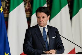 Presa italiană: Premierul și 2 miniștri, audiați într-o anchetă legată de epidemia de Covid-19
