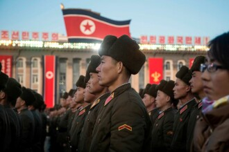 Aproape 200 de soldați din Coreea de Nord ar fi murit din cauza coronavirusului
