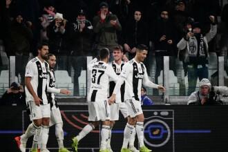 Juventus Torino confirmă primul caz de coronavirus în echipă