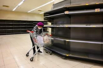 ANPC afirmă că supermarketurile au stocuri suficiente. Ce măsuri au luat magazinele