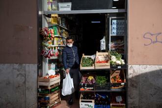 Numărul persoanelor decedate în Italia din cauza coronavirusului a depășit 1.000