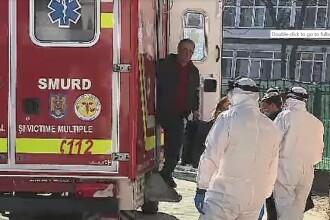 Una dintre persoanele infectate de Chițac spune că s-a aflat la 3-4 metri de acesta
