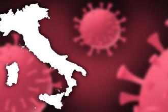 Record în Italia. Încă 250 de decese provocate de coronavirus în ultimele 24 de ore