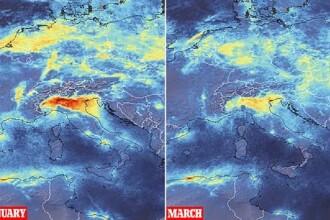 Poluarea s-a redus semnificativ în Italia, după impunerea carantinei. Ce spun specialiștii