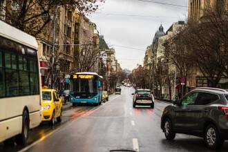 """Poluarea în București s-a redus semnificativ în ultima săptămână. """"Respirăm aer de munte"""""""