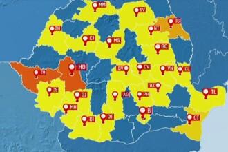 România a intrat în scenariul 3 privind infecțiile cu coronavirus. Ce măsuri se vor lua