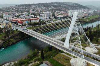 Muntenegru confirmă 2 cazuri noi de Covid-19, la 3 săptămâni după ce scăpase de virus
