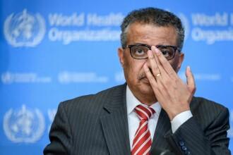 Directorul OMS: În câteva zile vom ajunge la un milion de cazuri şi 50.000 de decese
