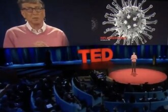 Bill Gates a prezis o pandemie încă din 2015. Video viral pe Instagram