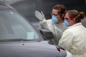 Mii de decese în Italia, Spania și Franța, din cauza coronavirusului