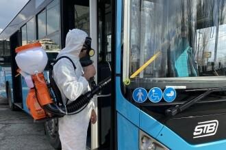 Un bărbat suspect de COVID-19 s-a plimbat cu STB-ul prin Capitală. Abia venise din Italia