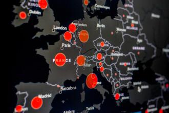 Situație disperată în Spania. S-a depășit pragul de 1 milion de persoane infectate cu SARS-CoV-2, o premieră în Europa