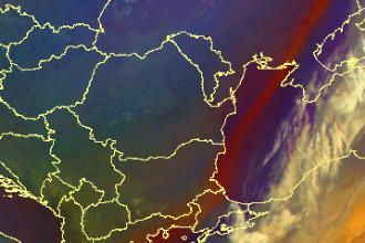 ANM a emis un cod galben de vreme severă. Vijelii și descărcări electrice în cea mai mare parte a țării