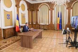 Iohannis a anunțat extinderea restricțiilor. Armata se alătură forțelor de ordine